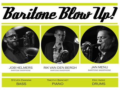 Taste of Jazz Baritone Blow Up!