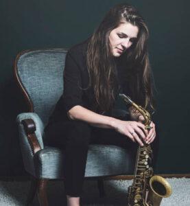 Kika Sprangers bij Taste of Jazz